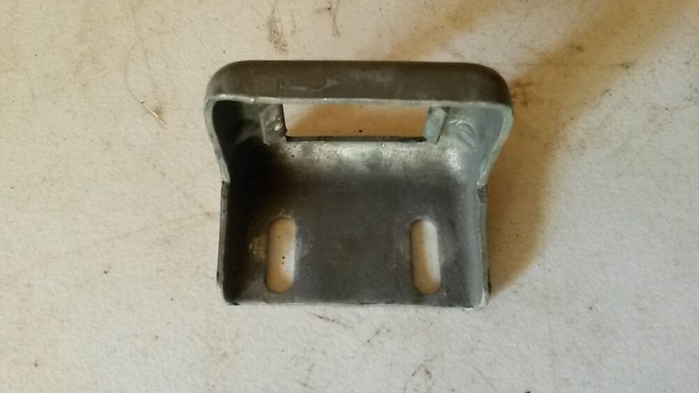 1966 Mustang Parts >> 1964 1965 Fairlane Falcon 1966 Mustang Trunk Latch Striker Ford C4OZ-6243252-A   eBay