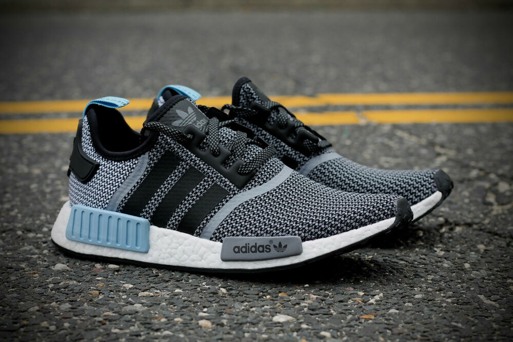 eebf9d4e1 Details about Adidas NMD R1 Runner S79158 S79159 ( All Size ) PK Boost Knit  Limited City