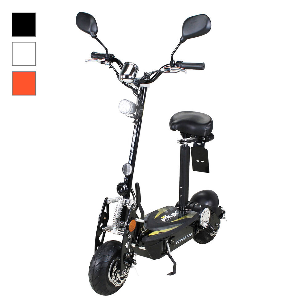 eflux 20 stra enzulasung elektro motor roller scooter e. Black Bedroom Furniture Sets. Home Design Ideas