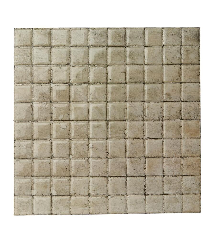 Self Adhesive 3d Vinyl Wall Tiles In Limestone Ebay