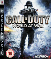 Call of Duty World at War PS3 *in Good Condition*