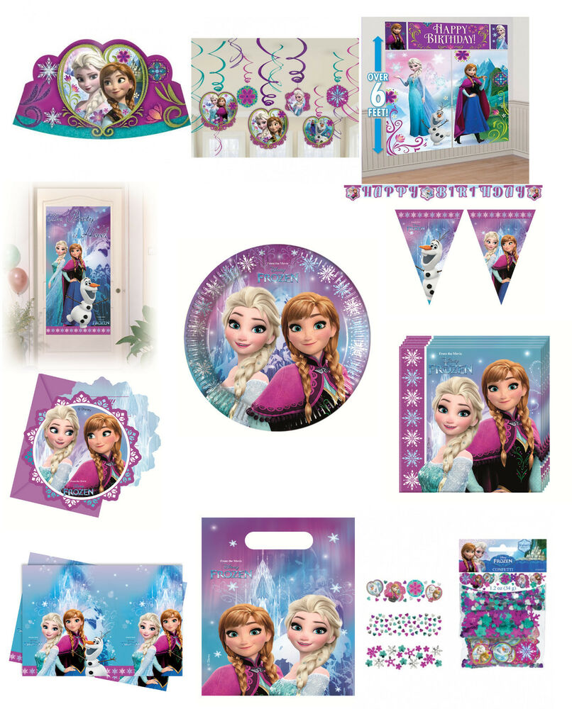 die eisk nigin frozen northern lights party deko prinzessin geburtstag nordlicht ebay. Black Bedroom Furniture Sets. Home Design Ideas