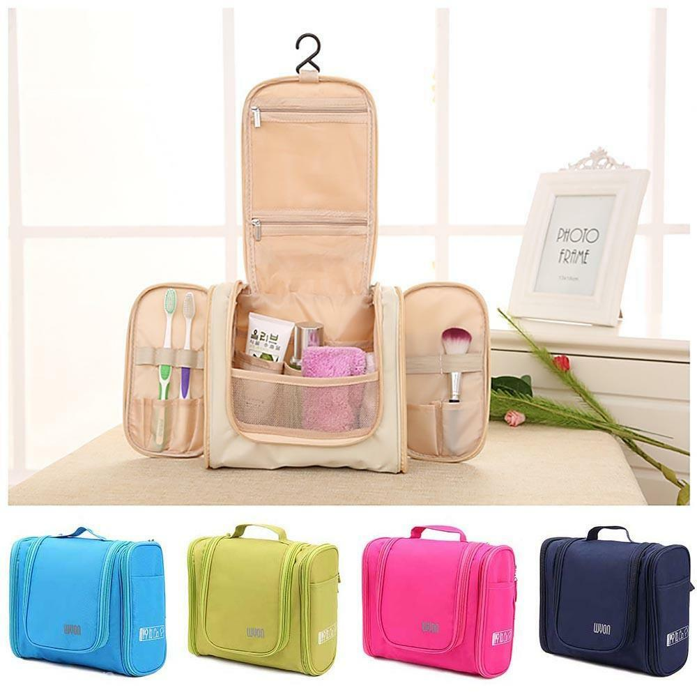 Travel Hanging Cosmetic Bag Organizer Multifunction