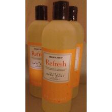 3 Bottles Trader Joe's Refresh Citrus Body Wash With Vitamin C 16 oz. Each