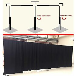 Kyпить ADJUSTABLE QUICK BACKDROP KIT 10 FT TALL x 10FT-50FT WIDE PIPE WITHOUT DRAPE на еВаy.соm