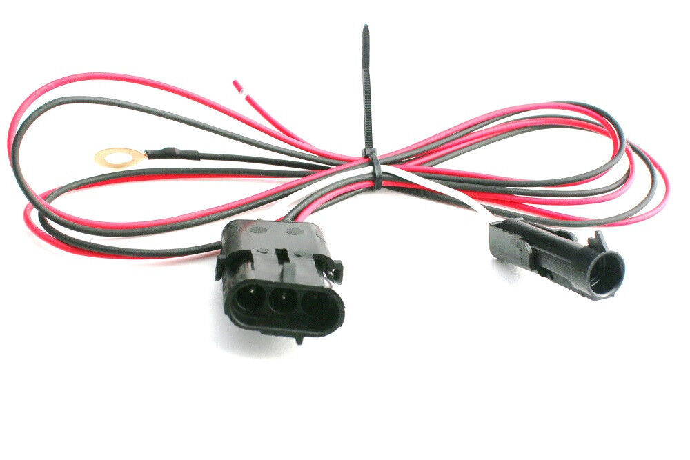 Wiring Harness Adapter For Gm Vehicles : Tpi tbi wire heated oxygen o sensor wiring harness