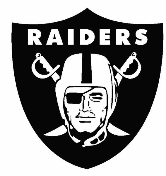 Oakland Raiders Sticker Decal S38 Football YOU CHOOSE SIZE