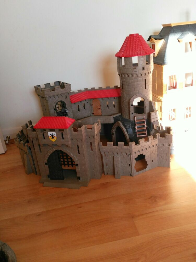 playmobil 4865 lion empire knights castle ebay. Black Bedroom Furniture Sets. Home Design Ideas