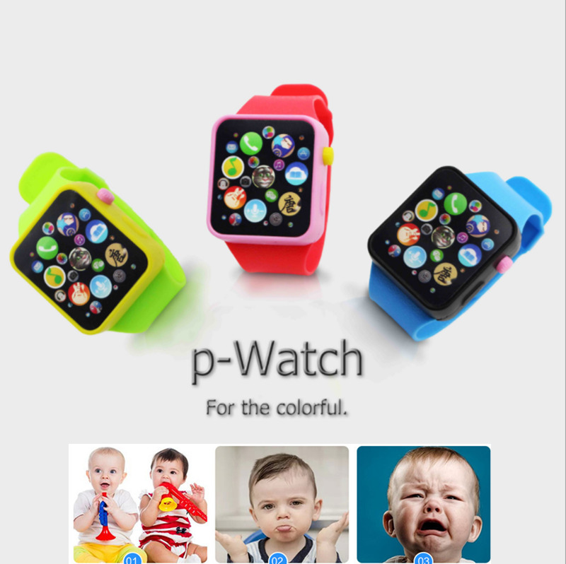 Touch Screen Smart Baby Watch for Kids Smartwatch Ant For ...