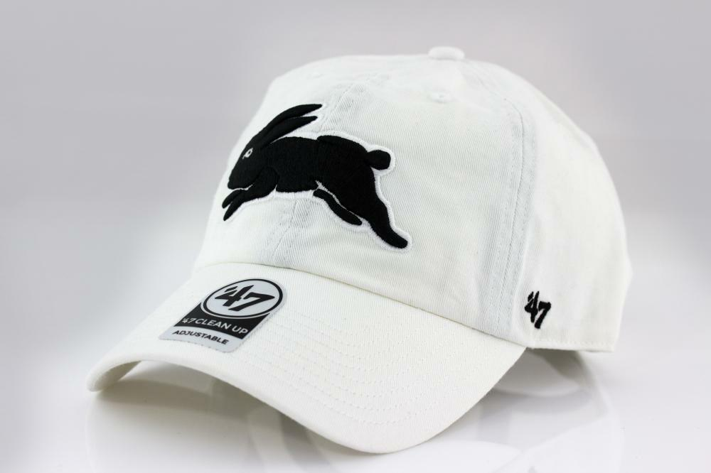 South Sydney Rabbitohs Supporters Hat - Clean Up Cap From 47 Brand Baseball  Cap 430cae780f7