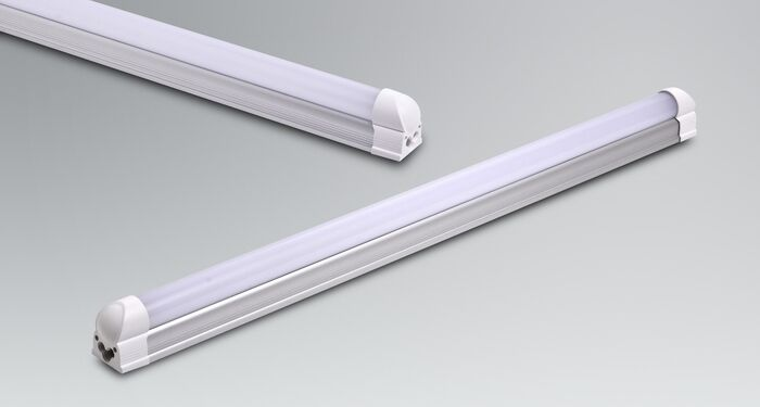 t8 integrated led tube light 60cm 120cm 150cm complete. Black Bedroom Furniture Sets. Home Design Ideas