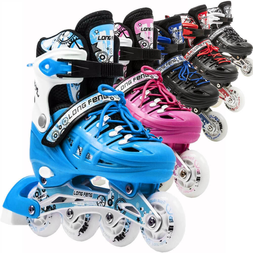 Roller Hockey Skates. Inline Warehouse offers roller hockey skates for all ages and styles of players. Inline skate are generally recommended to be about a size and half () smaller than a US shoe size.