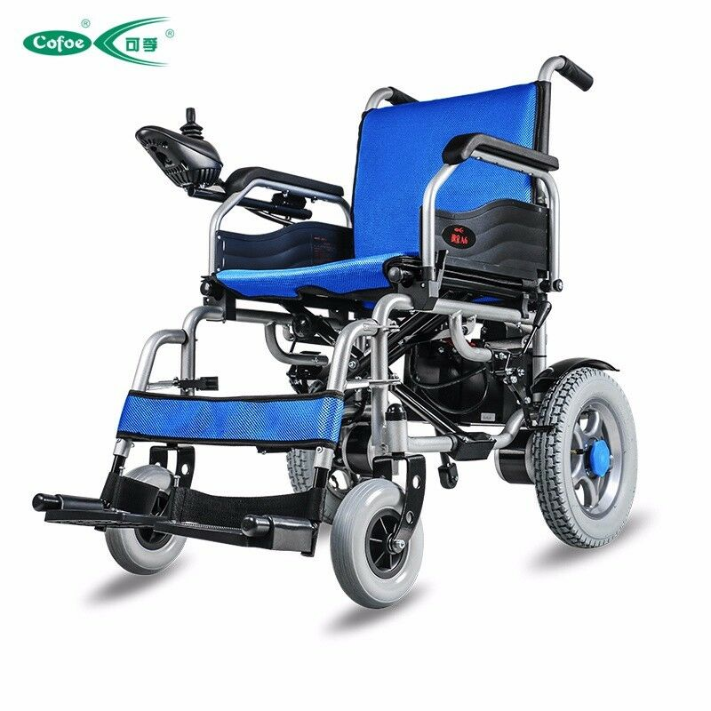 Cofoe medical equipment power folding portable electric Portable motorized wheelchair