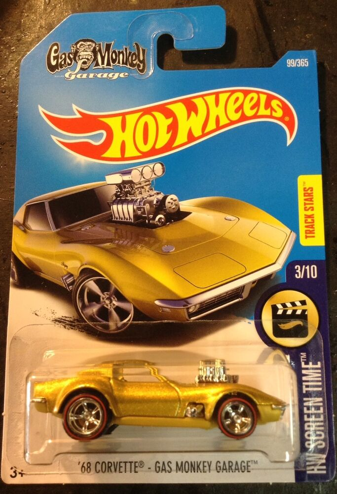 Hot Wheels Custom Super 68 Corvette Gas Monkey Garage W Make Your Own Beautiful  HD Wallpapers, Images Over 1000+ [ralydesign.ml]