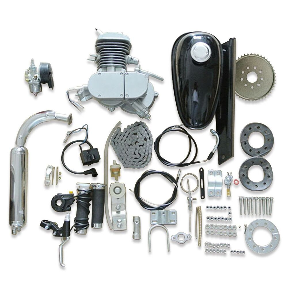 Bike Motor Parts : Replacement parts for cc stroke engine motorized