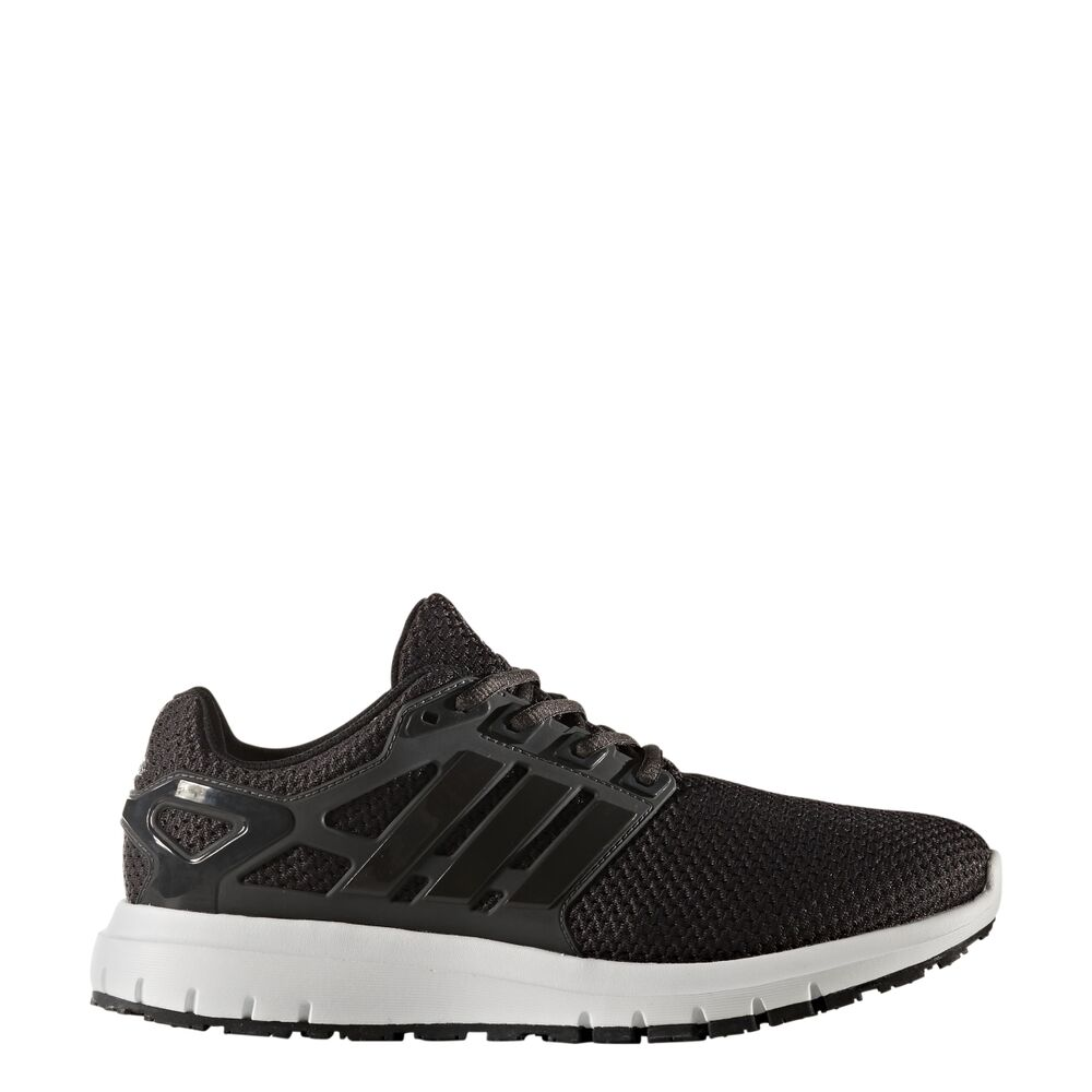 Men's Adidas Energy Cloud Black Running Athletic Shoes