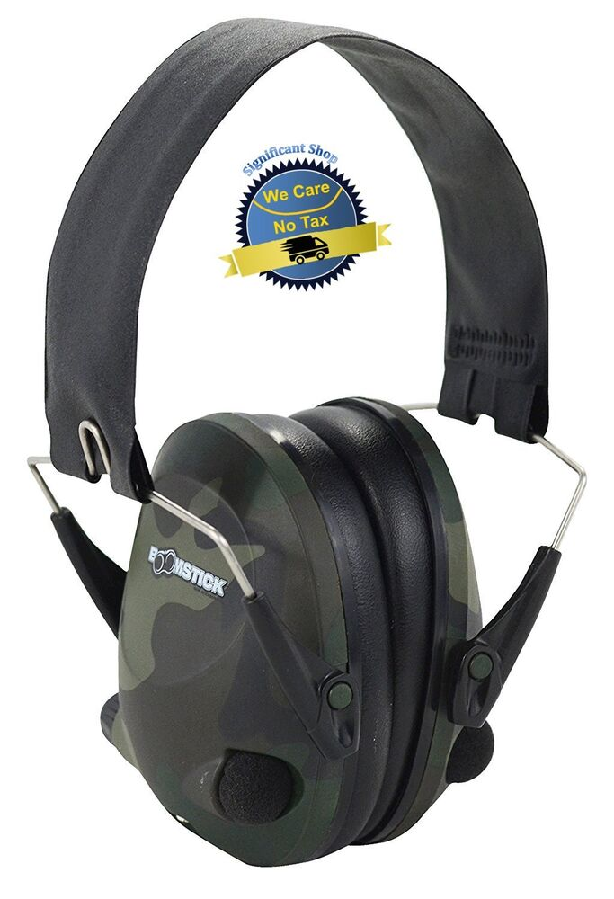 ear protection for shooting electronic ear protection hearing muffs impact sound sport 28847