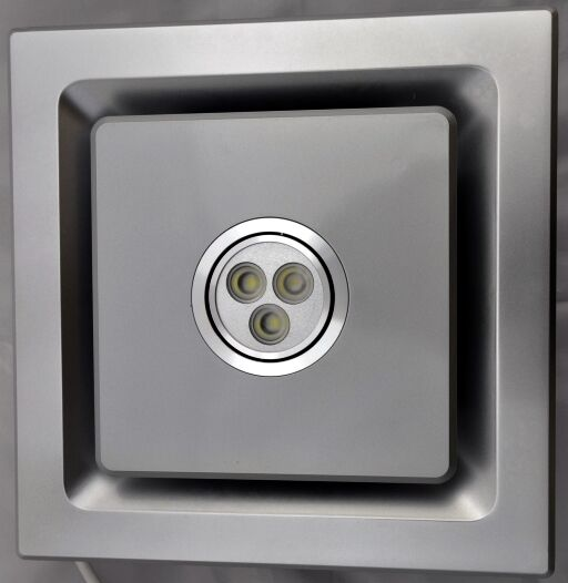 Bathroom Exhaust Fan Silent Series 85 Cfm Led Light
