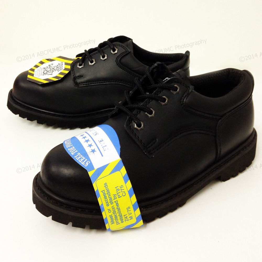 Oil Slip Resistant Work Shoes