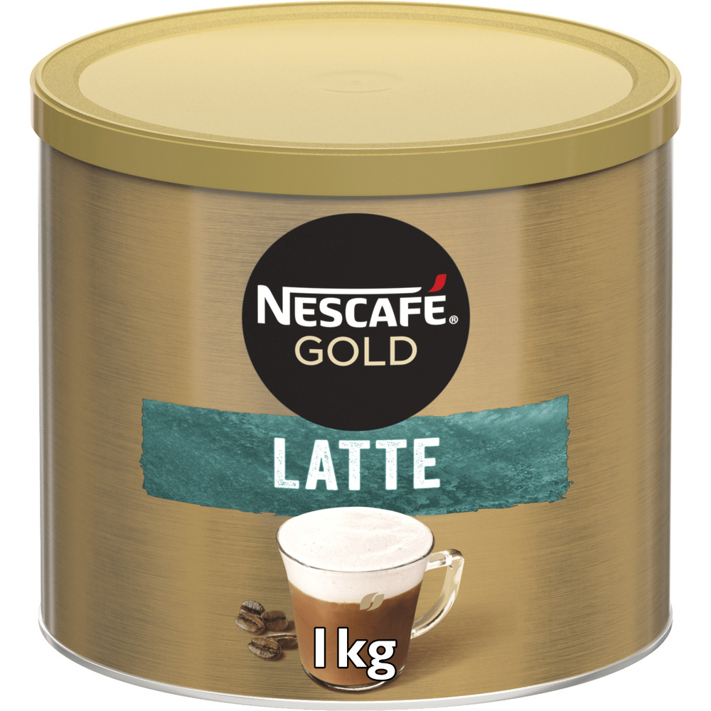 NESCAFE GOLD LATTE MACCHIATO COFFEE 1kg (1000g) CATERING
