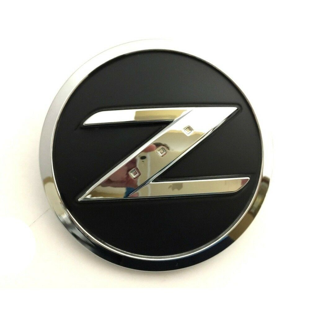 3D Z Car Auto ABS Emblem Badge Stickers For NISSAN 350Z