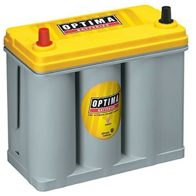 Toyota Prius Battery Cell: OPTIMA Batteries 8171-767 (DS46B24R) YellowTop Prius