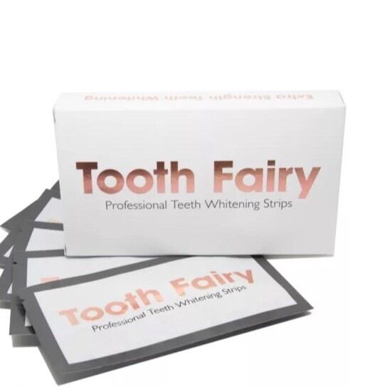 tooth fairy whitening strips