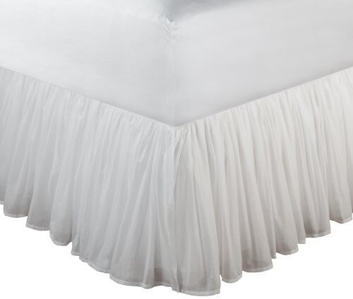 King Size Bed Skirt  Inch Drop