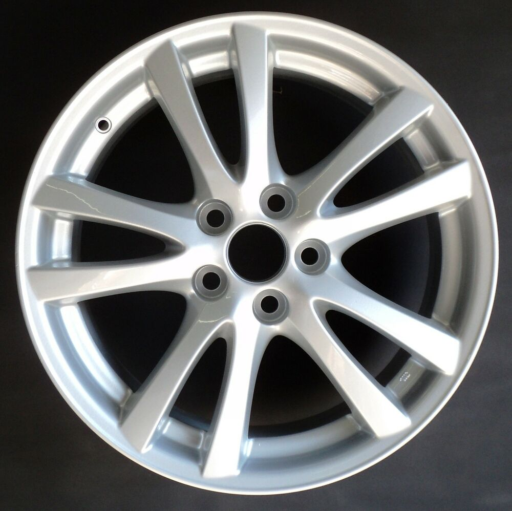 "Used Lexus Is350: Lexus IS250 IS350 2006 2007 2008 18"" 5 Dbl Spoke Factory"