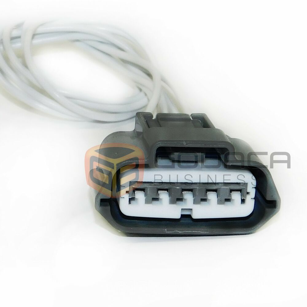 Nissan Wiring Harness Connectors : Connector fuel pump harness pigtail for nissan versa way
