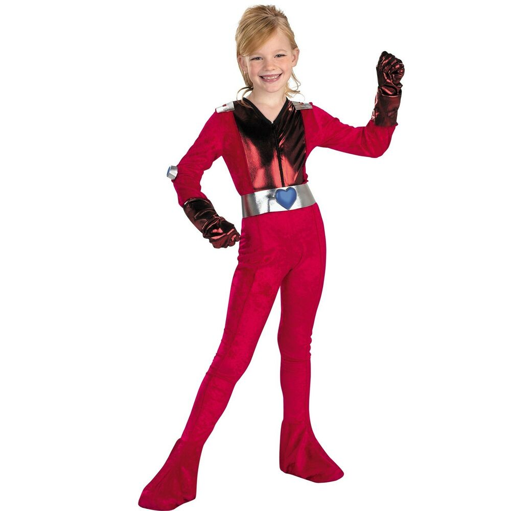clover girls costume smalltotally spies kids costume  ebay