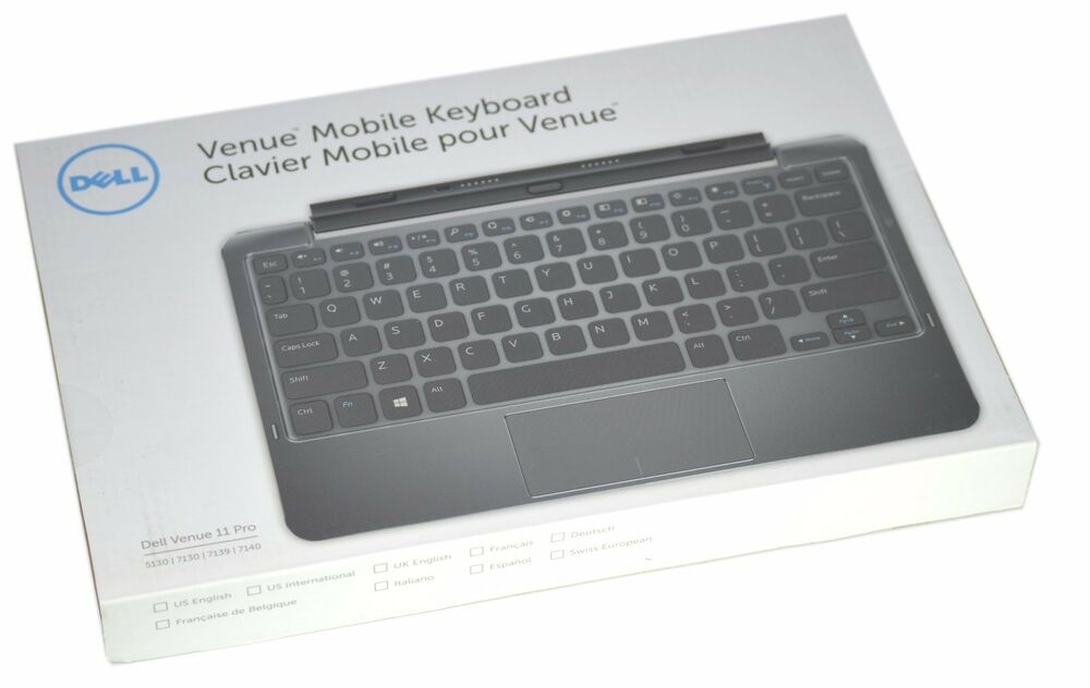 original dell venue mobile keyboard clavier tastatur. Black Bedroom Furniture Sets. Home Design Ideas