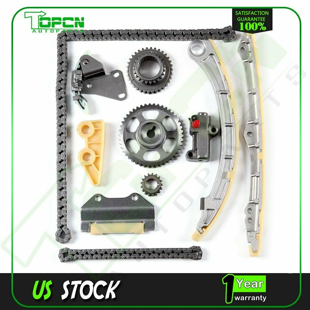 For 02-06 Honda Civic Si Acura RSX 2.0L Timing Chain Kit W