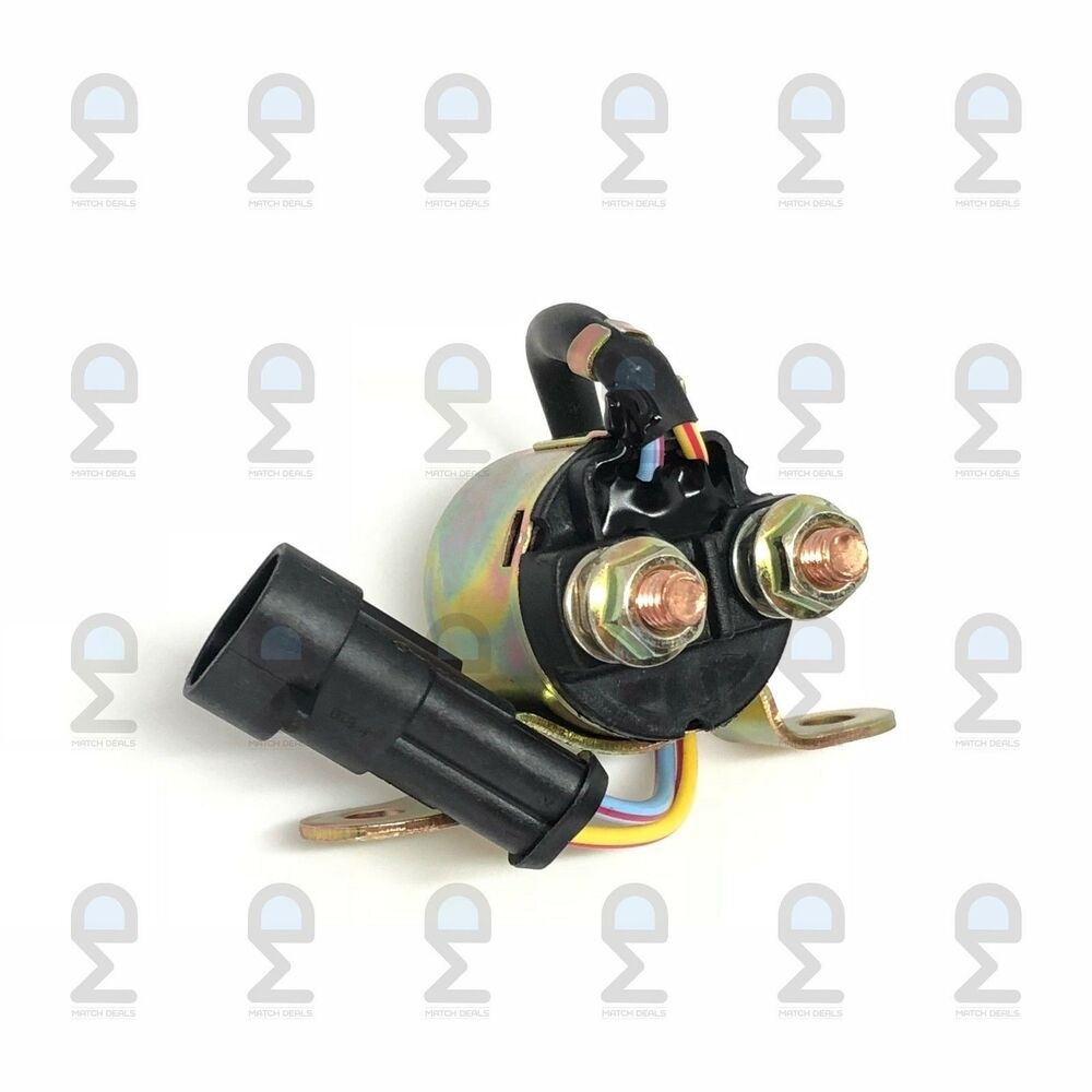 starter relay solenoid for polaris sportsman x2 700 800. Black Bedroom Furniture Sets. Home Design Ideas