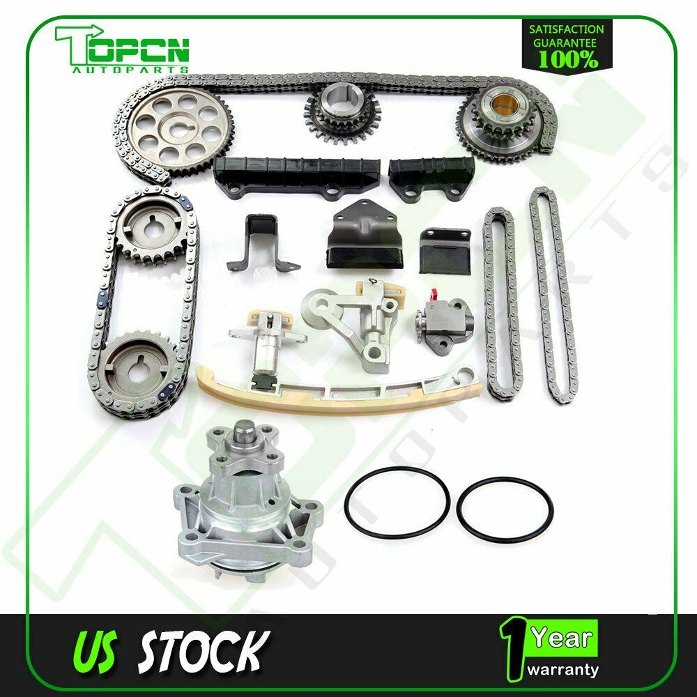 Timing Chain Kit Water Pump For 1999