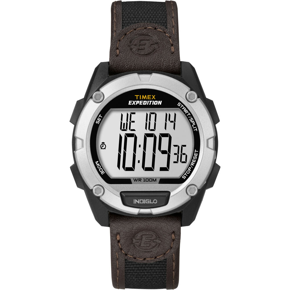 Timex Mens Expedition Digital Sport Watch - Watch Wholesalers |Timex Expedition Digital Watches Men