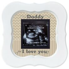 New Daddy Gift Dad Ultrasound Sonogram Frame