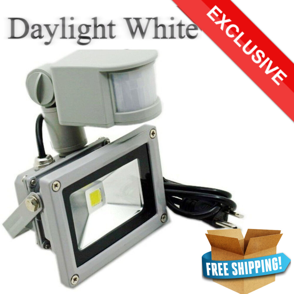 Electric LED Waterproof Security Spot Lights with PIR ...