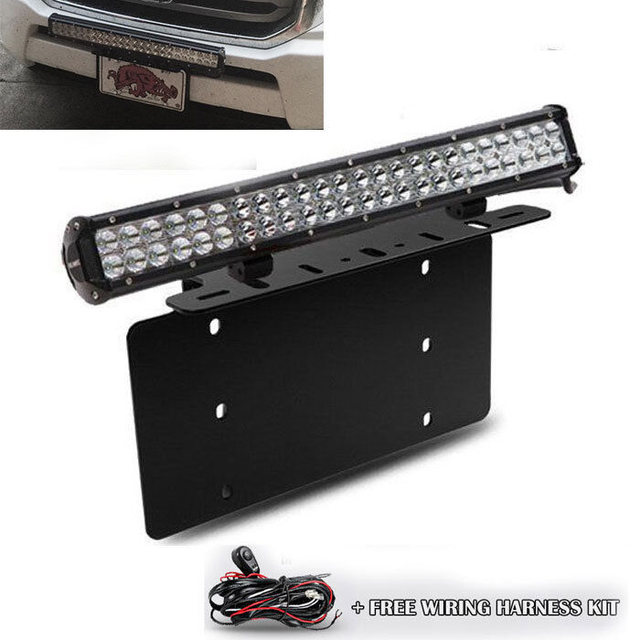 For Honda Odyssey Crv Civic 20 Quot Led Light Bar Front