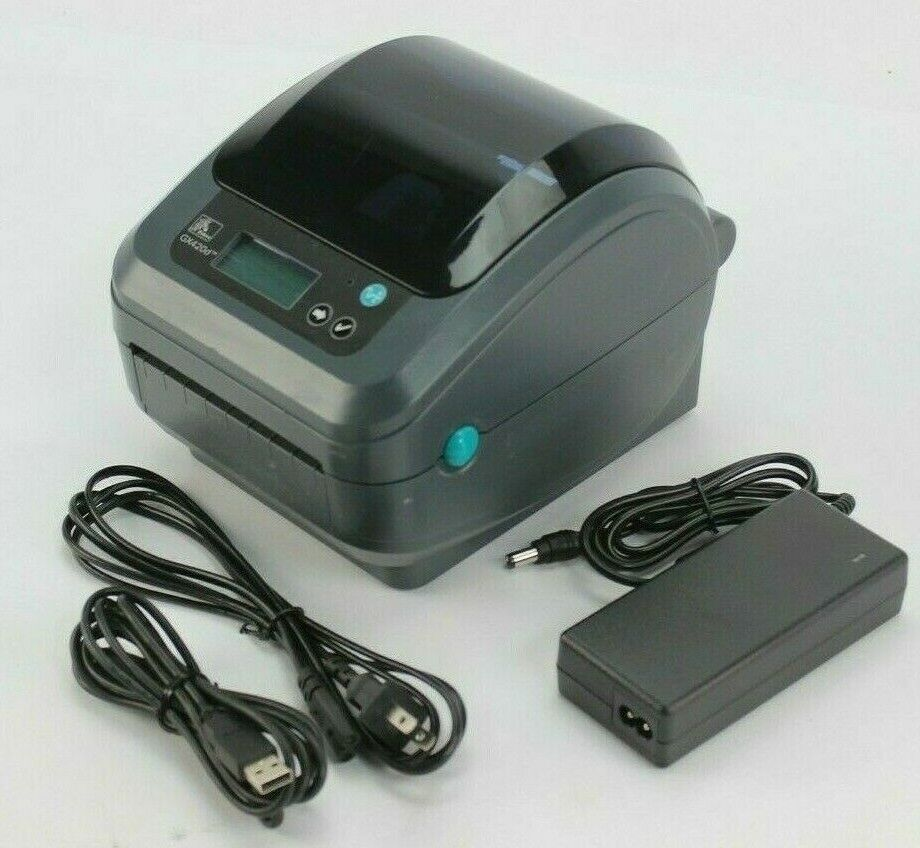 Zebra ZP450 Thermal Label Printer Barcode USB & Serial