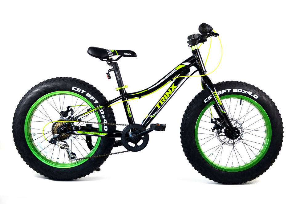 fatbike 20 zoll mountainbike fahrrad kinderfahrrad trinx. Black Bedroom Furniture Sets. Home Design Ideas