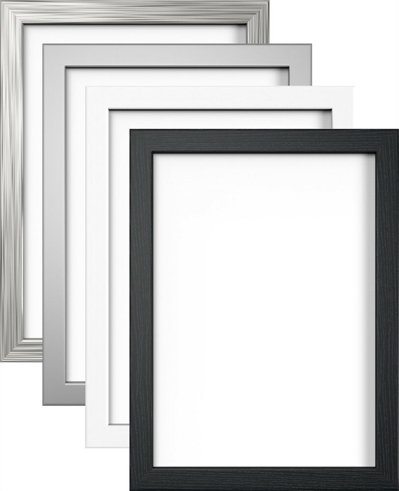 Modern Photo Picture Poster Frame Large Multiple Sizes