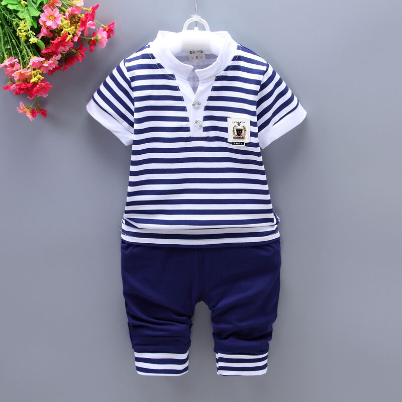 Baby Boys Clothes Outfit Kids Toddler Infant Boy Party Sports Suit Outfits Sets | EBay