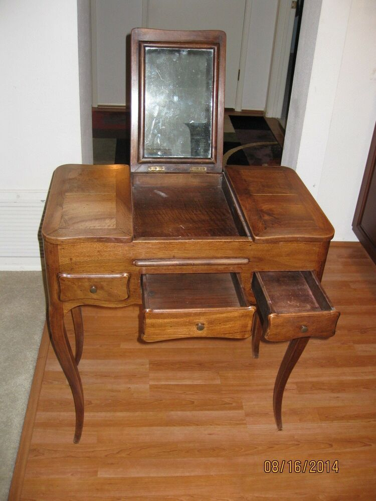 Antique French Furniture Vanity Ebay