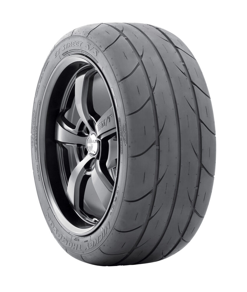 Drag radials for sale - 305 45 17 Mickey Thompson Et Street S S Drag Radial Racing Tire