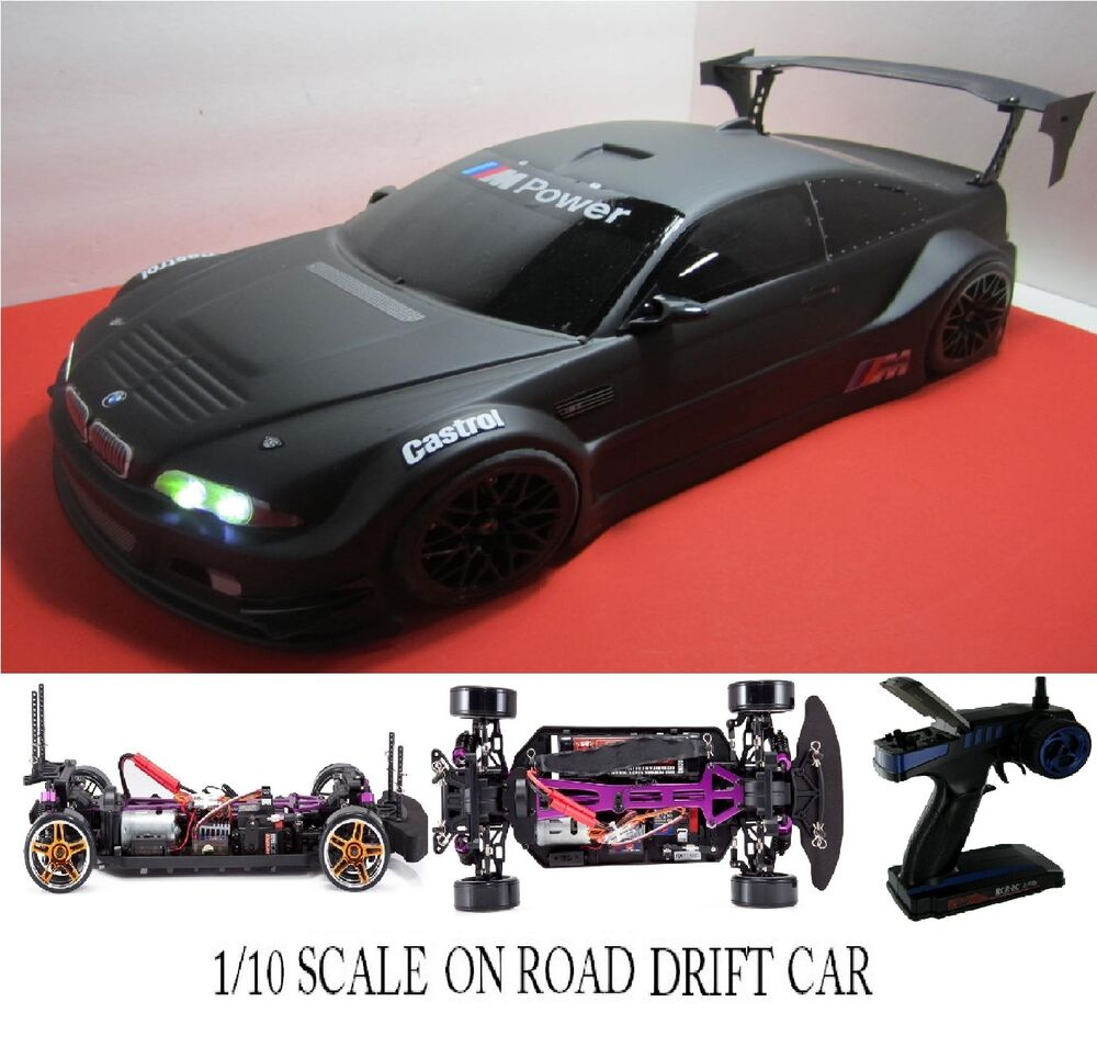 1 10 scale bmw m3 rtr custom rc drift cars 4wd 2 4ghz. Black Bedroom Furniture Sets. Home Design Ideas