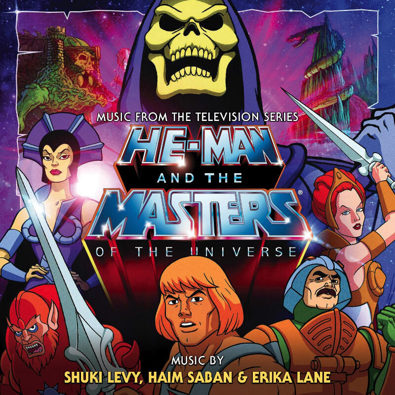 TVM Play He Man 1ª Temporada
