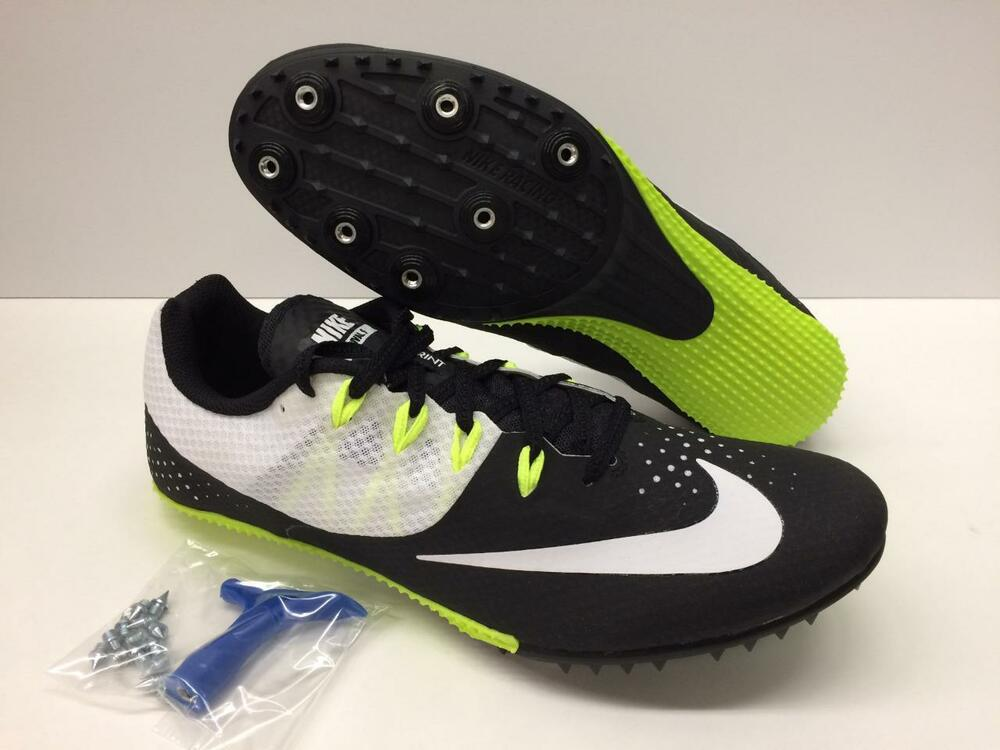 new style dd74e db79a Details about Nike ZOOM Rival S 8 Sprint Race Jump Running Track Spikes  Shoes + Wrench Mens