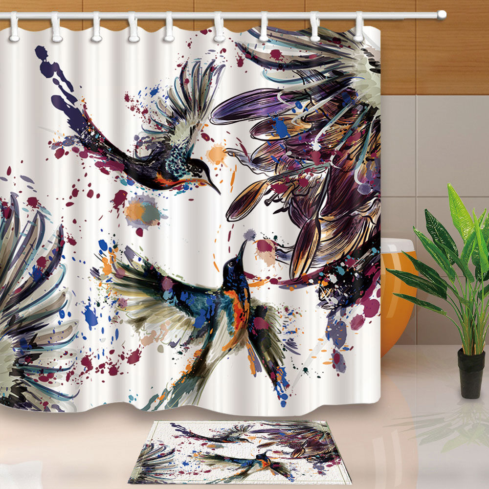 Shower Curtains With Matching Rugs Maryanlinux