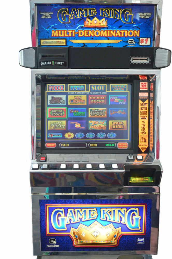 Slot Poker Machine